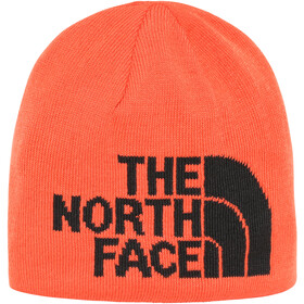 The North Face Highline Muts met klep, flare/TNF black